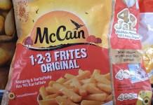 McCain 1-2-3 Frites Original