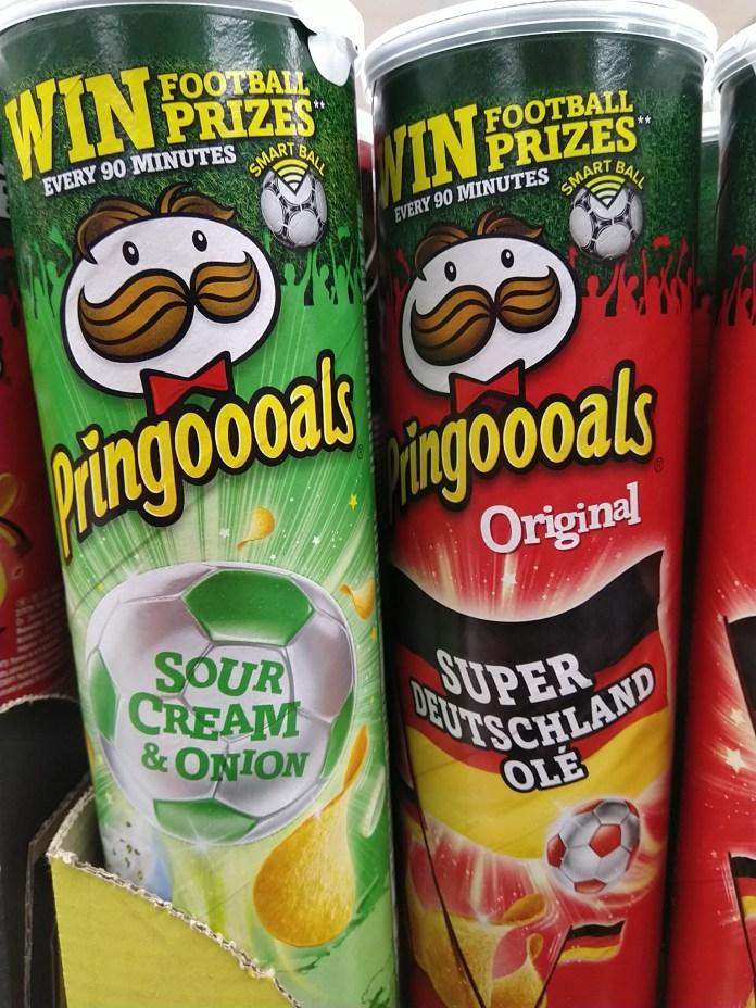Pringles - Pringoooals