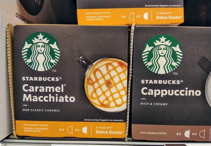 Starbucks Tasse gratis