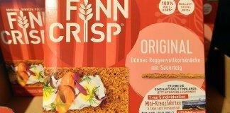Finn Crisp - Mini-Kreuzfahrt Finnland Tallink Silja