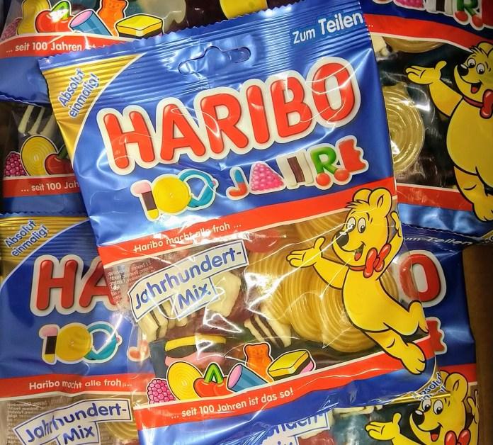 Haribo Jahrhundermix - Überraschungspaket gewinnen