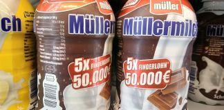 Müllermilch - Finde das Muuh 2020 - Finderlohn 50000 Euro gewinnen