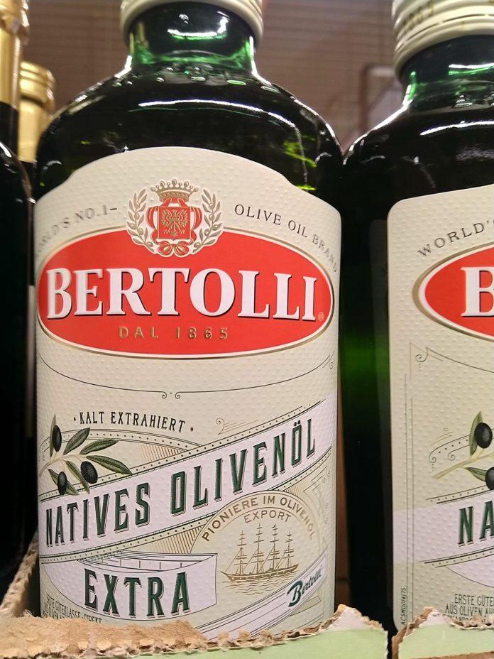 Bertolli Olivenöl: Küchenmaschine gewinnen
