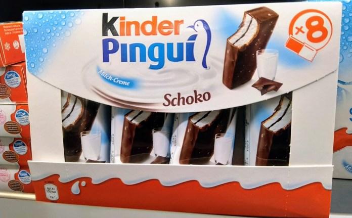 Ferrero Kinder Pingui: Danke Mama! Auszeit gewinnen