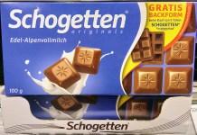 Schogetten Siliikon-Backform gratis