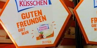 Ferrero Küsschen: Apple Watch 5 und Kaufland-Gutscheine gewinnen
