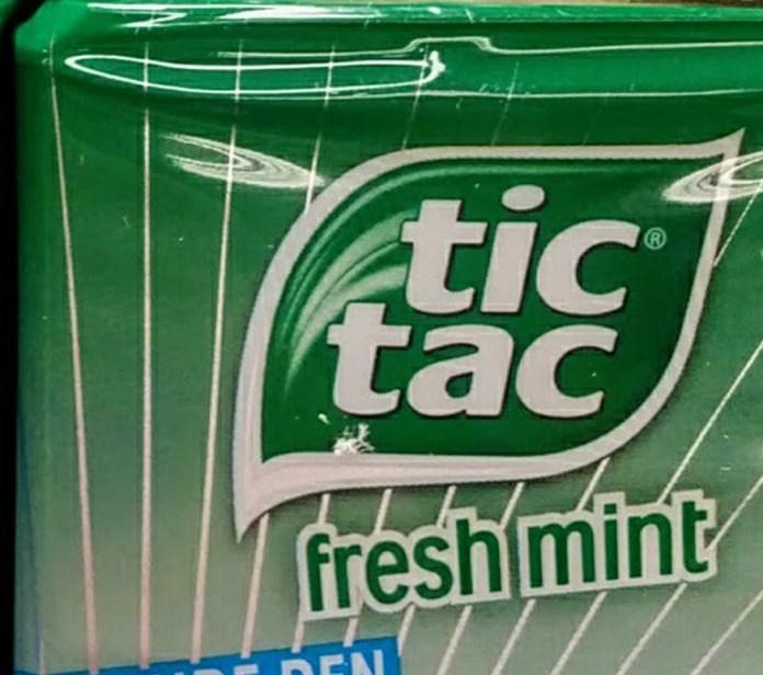 Sags netter mit Tic Tac: Foto-Postkarte mit mypostcard gratis