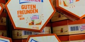 Ferrero Weihnachten: Weihnachtsbotschafter werden und täglich 50x Produktpaket mit Ferrero Rocher, Küsschen, Raffaello & Co gewinnen