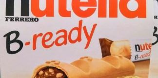 Nutella b-ready gratis testen