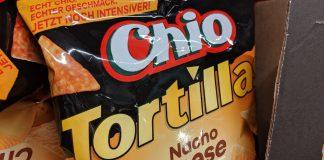 Chio Tortillas Snackhelm gewinnen mit Netto und Kaufland