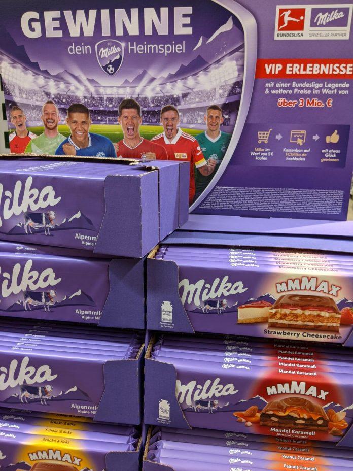 FC Milka Heimspiel - Rewe Extra-Gewinnspiel