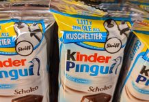 Kinder Pingui: Ole Kuscheltier gewinnen - Steiff Rabatt Gutschein gratis - Code eingeben