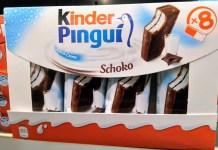 Kinder Pingui Ole Kuscheltier Pinguin gewinnen - 10 € Gutschein für Steiff sichern