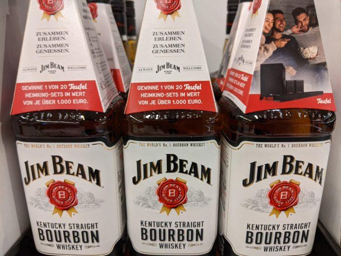 Jim Beam: Teufel Heimkino-System gewinnen