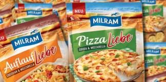 Milram PizzaLiebe oder Milram AuflaufLiebe gratis testen - Geld zurück für den Einkauf