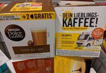 Nescafe Dolce Gusto Morgenkaffee Gewinnspiel: Glückscode eingeben, Wohnmobil-Reise gewinnen