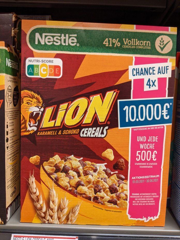 Nestlé Cereals: 10.000 Euro gewinnen