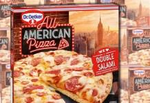 Dr. Oetker All American Pizza: Zock dich satt Gewinnspiel
