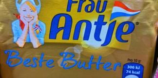 Frau Antje Beste Butter: Hollandrad gewinnen - Kassenbon hochladen