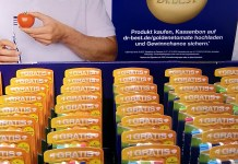 Dr Best: Goldene Tomate gewinnen