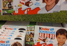 Kinder Schokolade: DFB Nationalspieler als Kinder Edition