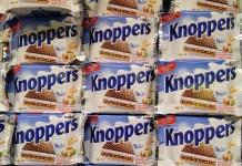 Knoppers: 10 Euro Bahnticket eCoupon gratis - Aktionscode eingeben