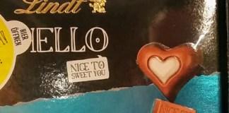 Lindt Hello: mymüsli Probierpaket gratis