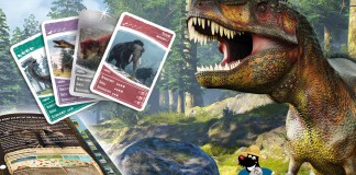 Netto: Sammelaktion: Ozeanien 8 - Auf den Spuren der Dinosaurier. Foto: Netto Deutschland
