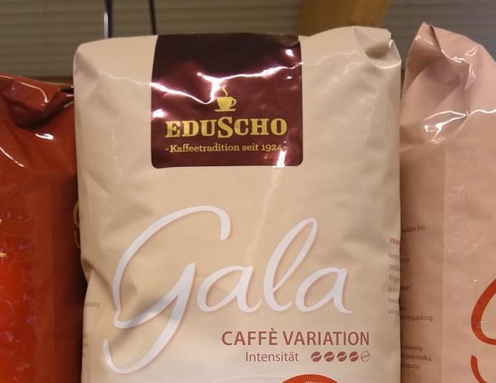 Eduscho Gala Kaffee kaufen, Urlaubsgeld gewinnen - Kassenbon hochladen