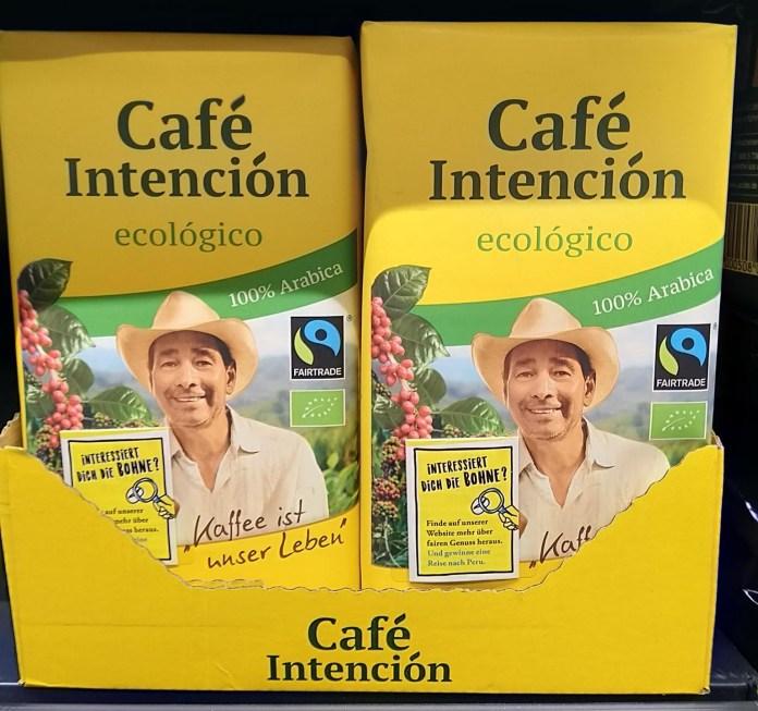 Cafe Intencion: Globus-Bonaktion