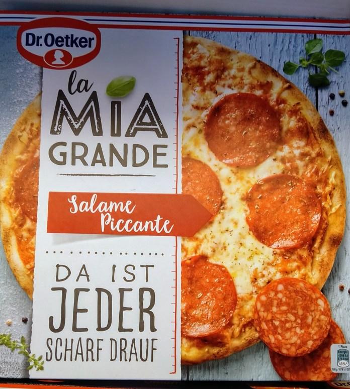 Dr. Oetker La Mia Grande: Pizza-Tellersets gewinnen - Kassenbon hochladen