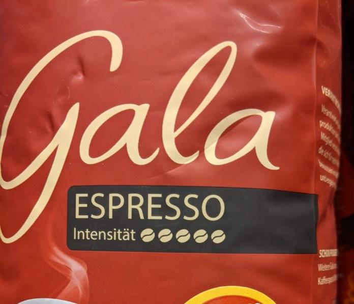 Gala von Eduscho: Kaffee kaufen, Kassenbon hochladen, E-Lastenfahrrad gewinnen