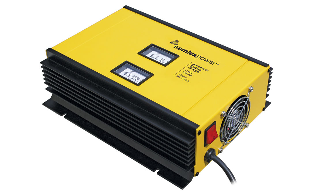 Samlex 12vdc 13 5 14 4 50 Amp Power Supply