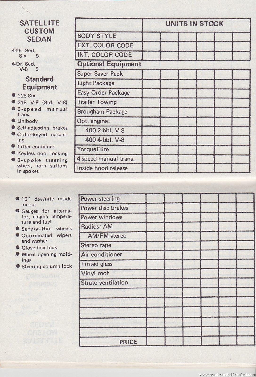 the hamtramck registry