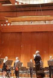 Very Young Composers – New York Philharmonic – Or Yehuda Conservatory