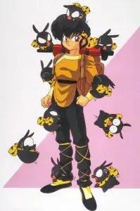 Ryoga Hibiki cosplay (da Ranma 1/2)
