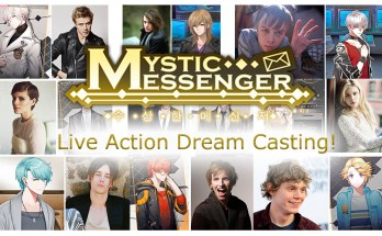 Mystic Messenger live action: our dream casting