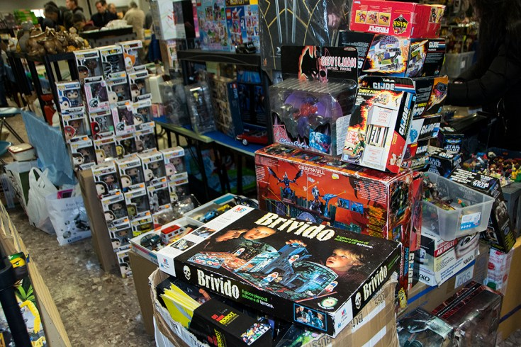 "Welcome to ""Toyssimi"", the Italian Vintage Toy Fair"