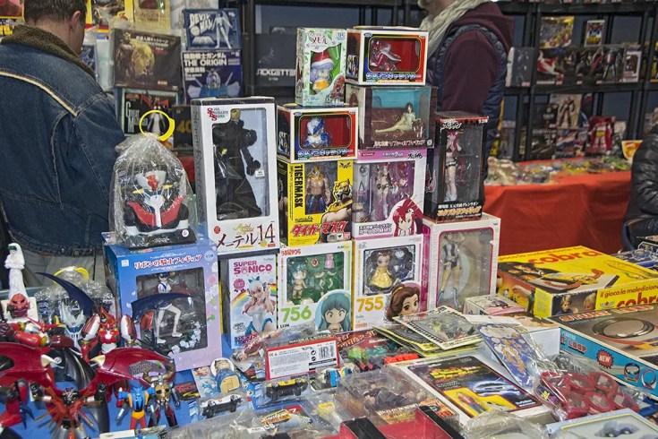 """""""Toyssimi"""", la Fiera dei giocattoli vintage e da collezione"""