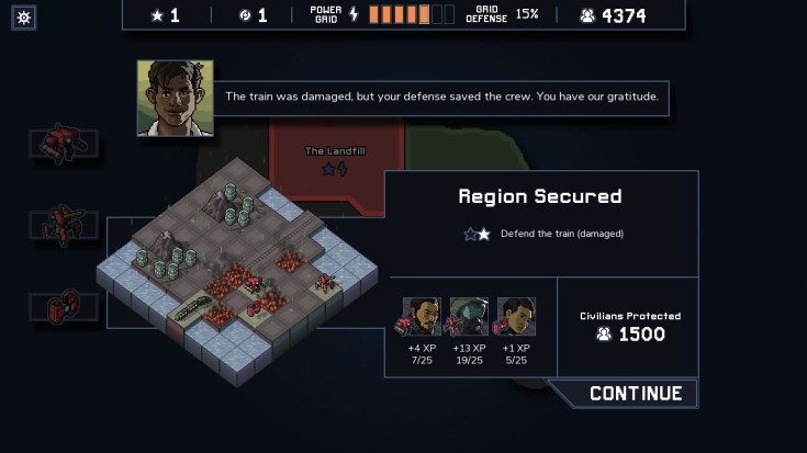 Into The Breach - Un incredibile Turn-Based Strategy dai creatori di Faster Than Light