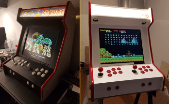 Arcade Bartop with Raspberry Pi & RetroPie DIY tutorial (with pictures) - Part 1 of 6 - Introduction