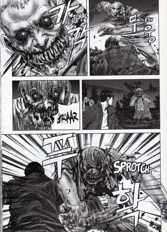 King of Eden - manhwa noir-horror Lovecraftiano di Nagasaki e Urasawa