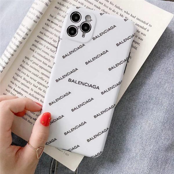 カップル スマホケース tpu バレンシアガ 偽物 iphone12ケース メンズ balenciaga iphone12pro max ケース ペア シンプル アイフォン11pro/11 カバー 人気 ブランド iphonexs max/x/se2 携帯ケース 薄い 丈夫