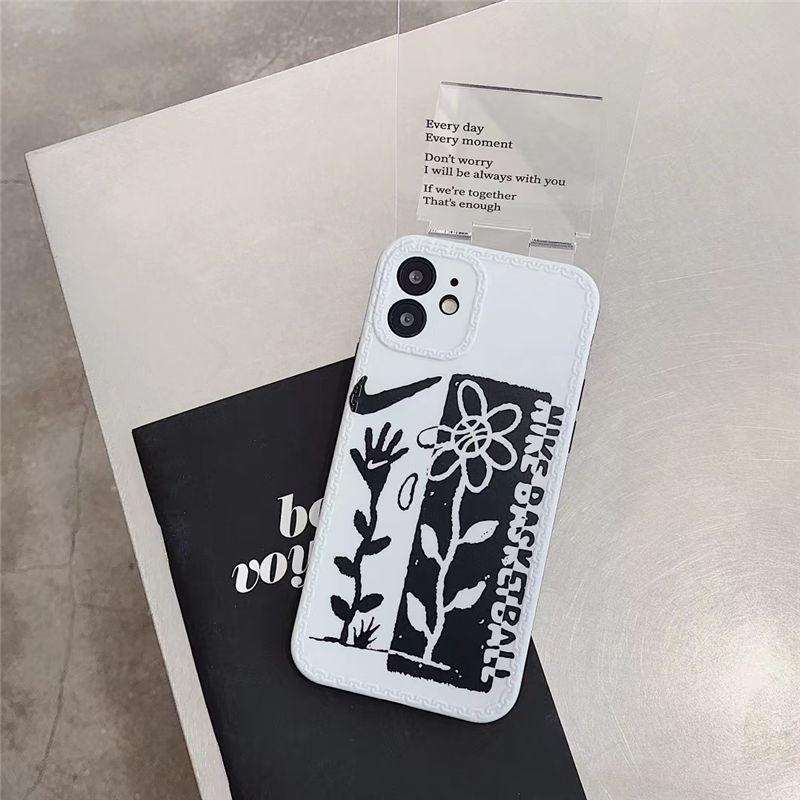 nike パロディ iPhone12/12pro maxケース 落書き 高校生 スマホケース iphone11 ナイキ アイフォン11pro/xs/xr 携帯カバー 可愛い インスタ風 iphone7/8plusケース おしゃれ 海外