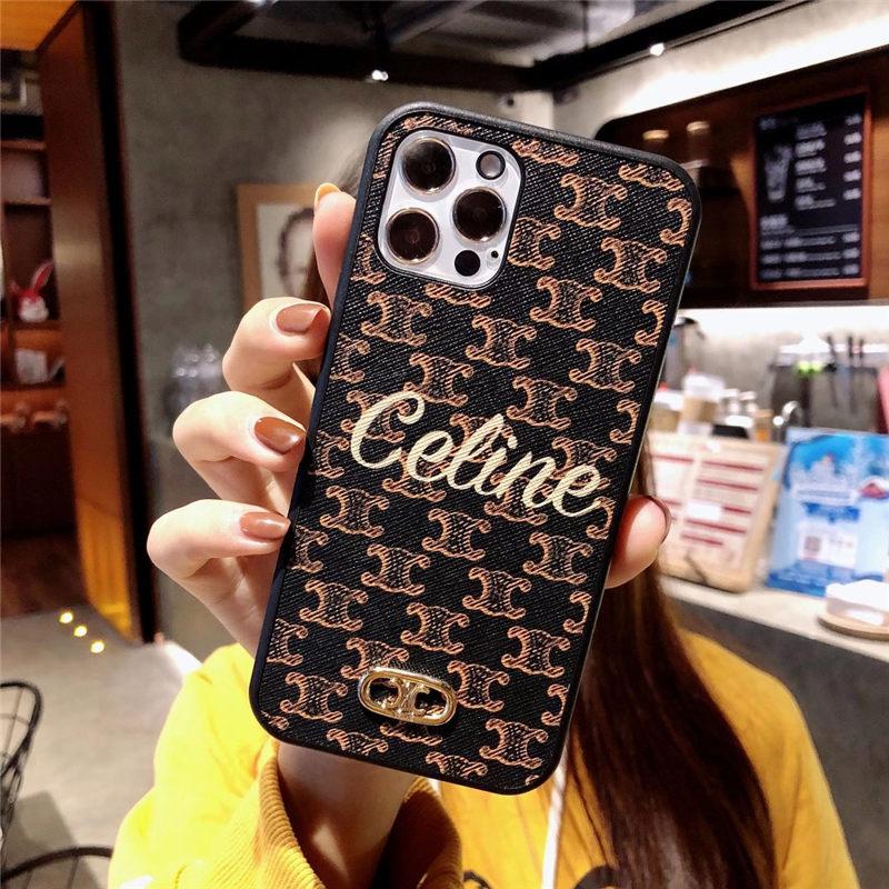 セリーヌ iphone12 12ミニ 携帯ケース ブランド メンズ celine アイフォン12pro max/11/se2 ケース お揃い シンプル iphonexs max/xrケース ビジネス