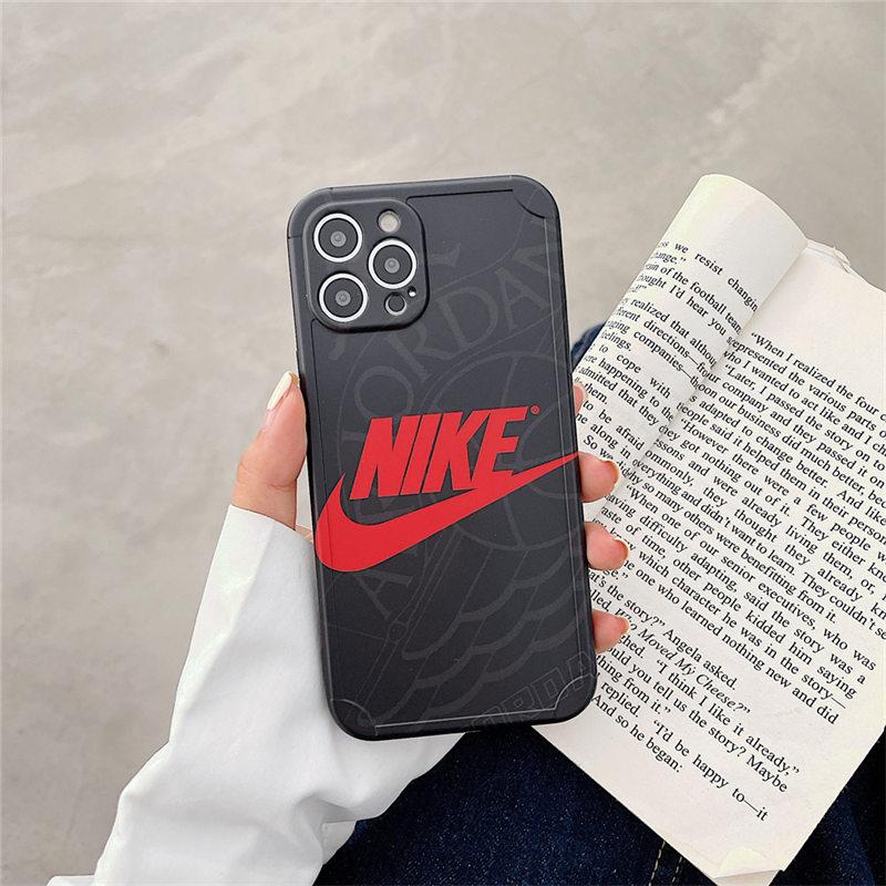 ナイキ aj iphone12 ケース かっこいい iphone12pro max/11pro ケース ブランド メンズ NIKE アイフォン11/テンアールケース ペア 靴柄 スマホケースxs/se2 スポーツ風
