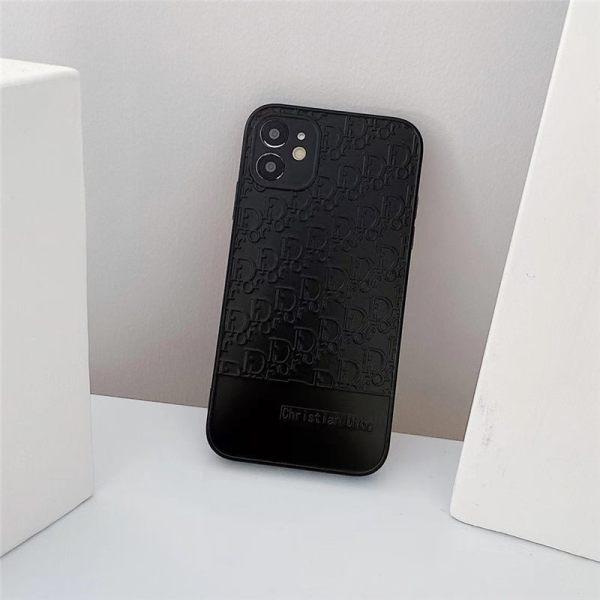 dior 風 iphone12pro max/11pro ケース 浮き彫り加工 ディオール コピー iphone12pro/xs/xr ケース ゴールド 紫 かわいい 携帯カバー iphone11/se2 お 揃い シンプル