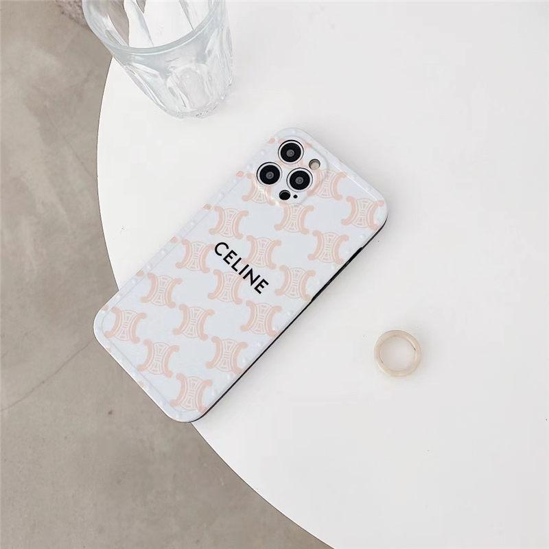 iphone12pro max/11pro ケース 韓国 シンプル CELINE アイフォン12pro/11 ケース おしゃれ セリーヌ iphonexs max/xrケース インスタ 風 スマホケース8plus 安い店