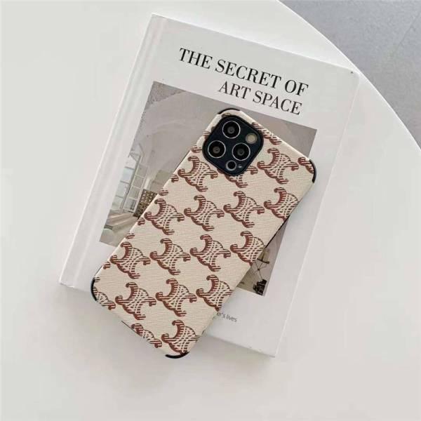 カップル スマホケース iphone13/13pro セリーヌ風 アイフォン12pro max/11 ケース 夫婦 お 揃い iphone11プロ/x/xs カバー ビジネス 携帯 カバー iphonese2 ブランド