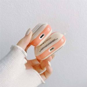 セリーヌ エア ポッツ ケース 可愛い airpodsケース 韓国 女子 celine airpods pro ソフトカバー 衝撃吸収 ワイヤレス イヤホンケース お洒落